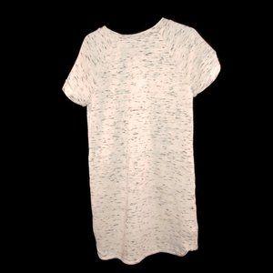 Lucy & Laurel Dresses - Lucy & Laurel Sweat Shirt Dress M Short Sleeved